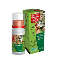 Инсектицид Калипсо (100 мл) для защиты плодовых и декоративных культур от вредителей