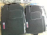 Ковры текстильные Nissan Maxima A32/A33 QX 1994-2000-2006 (Cefiro) Ciak ML сер. вышивка (5шт/комп)