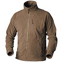 Куртка флісова ALPHA койот Helikon, фото 1