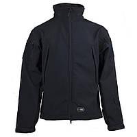 Куртки тактические Soft Shell / Куртка Soft Shell black M-TAC