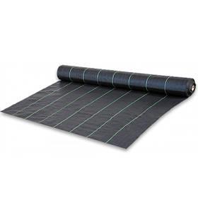 Агроткань черная UV, 100 гр/м² - 1,1 x 100м