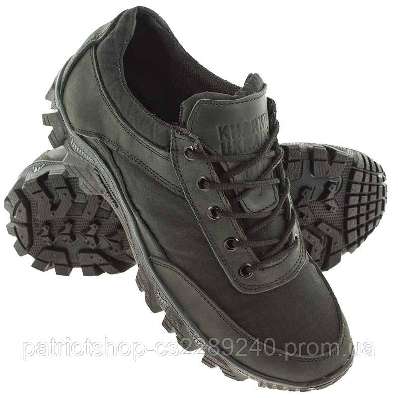 Взуття кросівки чорні М12-Ч - PatriotShop в Тернополе 6f3e7966ee7b6