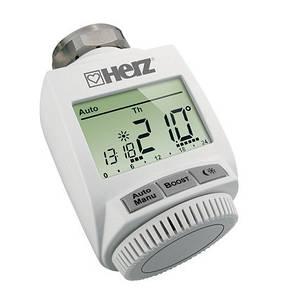Электронная термостатическая головка ETKF+
