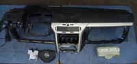 Торпедо комплект безопасности Airbeg (передняя панель, подушка безопасности пассажира в торпедо, блок управлен