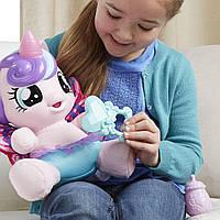 "My Little Pony baby flurry heart pony Пони-малышка ""Май Литл Пони"" - Фларри Харт  англоязычная"