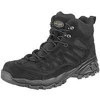 """Взуття Trooper Squad 5"""" чорні Mil-tec"""