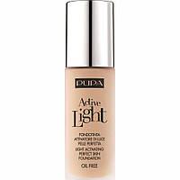 Тональный крем PUPA Active Light