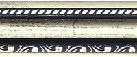 Фоторамка 15х21 см., серебро с обрамлением, багет SA 2915-44, фото 1