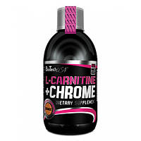 Карнитин L-Carnitine+Chrome Liquid  BioTechUSA
