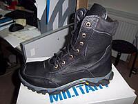 Взуття шкіряне Evolution чорне