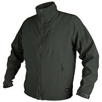 Куртка Soft Shell DELTA чорна HELIKON