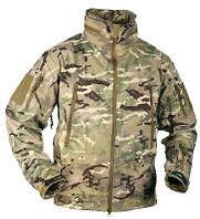 Куртки тактические софтшелл / Куртка Soft Shell GUNFIGHTER MP Camo HELIKON