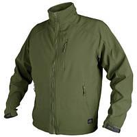 Куртка Soft Shell DELTA олива HELIKON