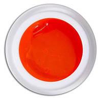 Гель-краска №401 Оранж неон Magic, 5 мл.