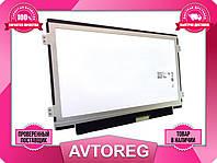 "Матрица для ноутбука 10.1"" Acer D270 (AUO B101AW06) разрешение 1024*600, 40pin справа, LED Slim (ушки по бокам"