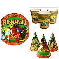 Набор Ниндзяго Ninjago на 1-ну персону