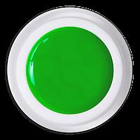 Гель-краска №404 Сочно-зеленый неон Magic, 5 мл.