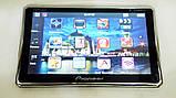 "7"" GPS навигатор Pioneer 7002 + TV 4Gb IGO+Navitel+CityGuide, фото 5"
