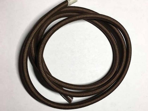 Текстильный провод (77 коричневый), фото 2