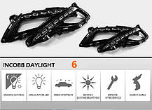 Денні ходові вогні LED (DRL) - Hyundai LF Sonata (INCOBB), фото 2