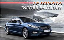 Денні ходові вогні LED (DRL) - Hyundai LF Sonata (INCOBB), фото 3