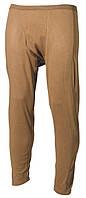Термобілизна штани GEN III Level II койот MFH