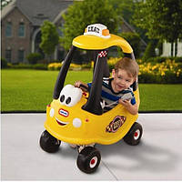 Машинка самоходная Такси Little Tikes 172175. Машинка детская, фото 1