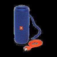 Портативная колонка JBL Flip 4 Blue (JBLFLIP4BLU), фото 1