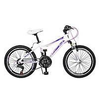 Детский спортивный велосипед 20 дюймов PROFI GW20 CARE A20.3 оборудование Shimano