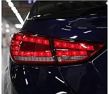 Задние фонари светодиодные Premium - Hyundai Avante MD / Elantra MD (SUPER LUX), фото 2