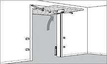 Привод для щитовых ворот до 9 м. кв. SALIENT SLOW 230v Comunello
