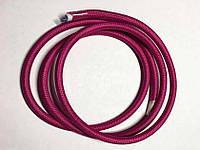 Текстильный провод (77 темно-фиолетовый)