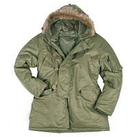 Куртка N3B олива Mil-Tec