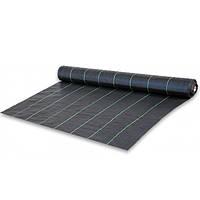 Агроткань черная UV, 90 гр/м² - 1,6 x 100м