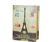 "Оригинальная книга - шкатулка ""Париж"" в стиле Прованс"