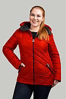 Куртка женская стильная весенняя S-524