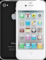 "Китайский iPhone 4G, 3.2"", 2 SIM, FM-радио, Java."