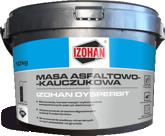 Мастика бітумна гідроізоляційна Izohan  (диспербіт) 20 кг