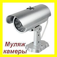 Камера муляж Dummy ir Camera PT-1900