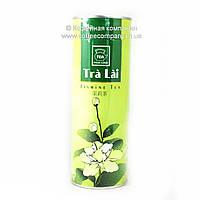 Чай вьетнамский зеленый Phuc Long Жасмин жб 100г
