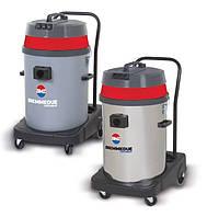 Профессиональный пылесос для сухой и влажной уборки  Biemmedue SP&SM 80 с 2-3 турбинами (80л)