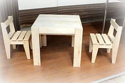 Эко мебель из натурального дерева