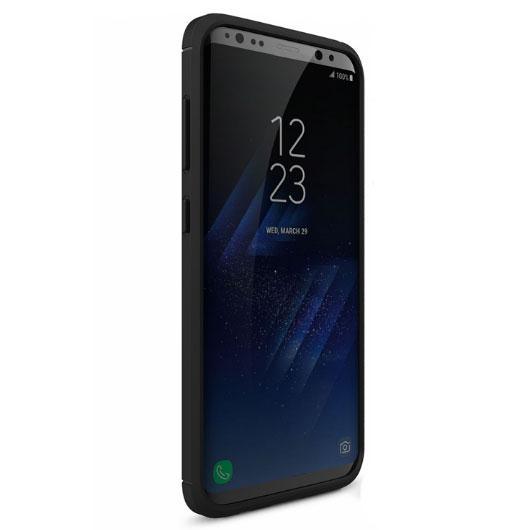 Чохол PRIMO Carbon Fiber Series для Samsung S8 (SM-G950) - Black