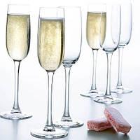 Набор бокалов для шампанского LUMINARC G1484 Versailles 160мл
