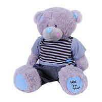 Детская мягкая игрушка, плюшевый медвежонок Тедди