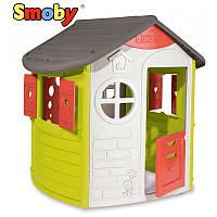 Игровой домик Smoby 310263 с ключём!