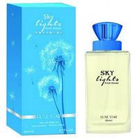Женская парфюмерная вода Sky Lights 80 мл Luxe Star