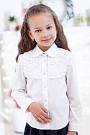 Школьная блузка для девочек 5093