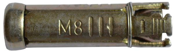 Анкер 4-сегментный М8х50