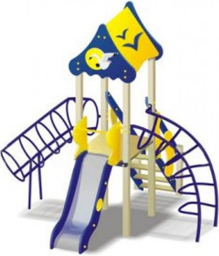 Детские и игровые комплексы